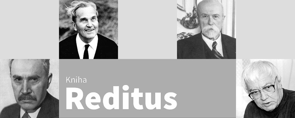 Kniha Reditus (Patočka, Masaryk, Rádl, Hejdánek)